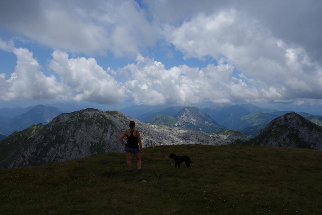 Rosskofel/ Monte Cavallo – najlepsza górska wycieczka w życiu.